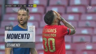 SL Benfica, Jogada, Otamendi aos 90'+6'