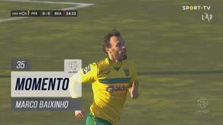 FC P.Ferreira, Jogada, Marco Baixinho aos 35'