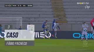 Moreirense FC, Caso, Fábio Pacheco aos 3'