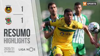 Liga NOS (29ªJ): Resumo Rio Ave FC 1-1 FC P.Ferreira