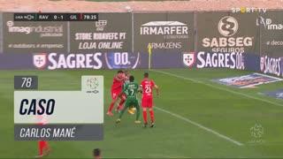 Rio Ave FC, Caso, Carlos Mané aos 78'