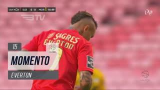 SL Benfica, Jogada, Everton aos 15'