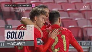 GOLO! SL Benfica, Waldschmidt aos 90'+4', SL Benfica 2-0 CD Tondela