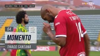 Santa Clara, Jogada, Thiago Santana aos 64'