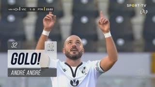 GOLO! Vitória SC, A. André aos 32', Vitória SC 1-0 Portimonense