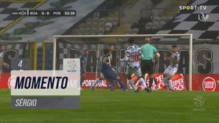 FC Porto, Jogada, Sérgio aos 4'