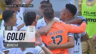GOLO! SC Farense, Mancha aos 53', SC Farense 3-1 Boavista FC