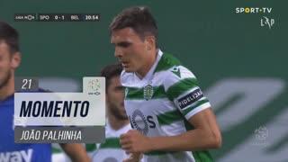 Sporting CP, Jogada, João Palhinha aos 21'