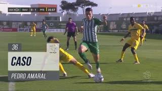 Rio Ave FC, Caso, Pedro Amaral aos 36'