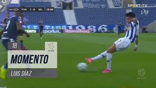 FC Porto, Jogada, Luis Díaz aos 18'