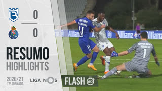 Liga NOS (17ªJ): Resumo Flash Belenenses SAD 0-0 FC Porto