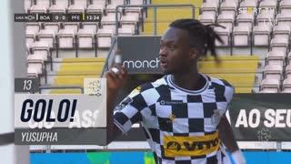 GOLO! Boavista FC, Yusupha aos 13', Boavista FC 1-0 FC P.Ferreira