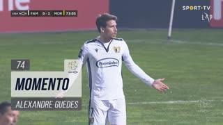 FC Famalicão, Jogada, Alexandre Guedes aos 74'