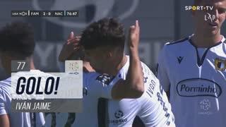 GOLO! FC Famalicão, Iván Jaime aos 77', FC Famalicão 2-0 CD Nacional