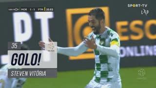 GOLO! Moreirense FC, Steven Vitória aos 35', Moreirense FC 2-1 Portimonense