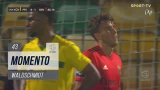 SL Benfica, Jogada, Waldschmidt aos 43'