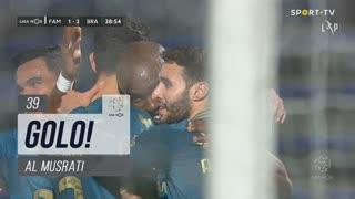 GOLO! SC Braga, Al Musrati aos 39', FC Famalicão 1-2 SC Braga