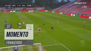 SC Braga, Jogada, Fransérgio aos 37'
