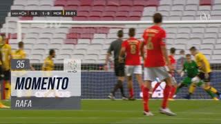SL Benfica, Jogada, Rafa aos 35'