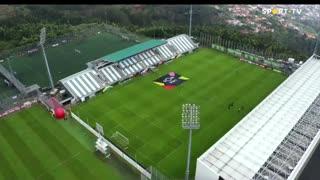 CD Nacional x FC Porto: Confere aqui a constituição das equipas!