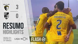 Liga NOS (26ªJ): Resumo Flash Portimonense 3-0 Vitória SC