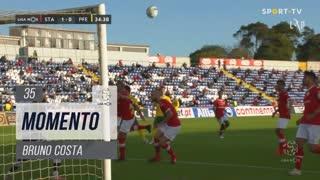 FC P.Ferreira, Jogada, Bruno Costa aos 35'