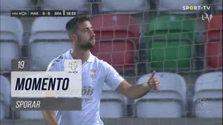 SC Braga, Jogada, Sporar aos 19'