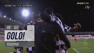 GOLO! Boavista FC, Yusupha aos 88', Gil Vicente FC 1-2 Boavista FC
