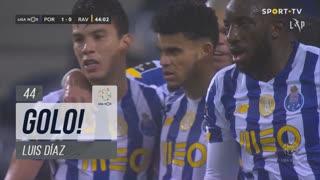 GOLO! FC Porto, Luis Díaz aos 44', FC Porto 1-0 Rio Ave FC