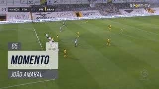 FC P.Ferreira, Jogada, João Amaral aos 65'