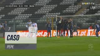 FC Porto, Caso, Pepe aos 7