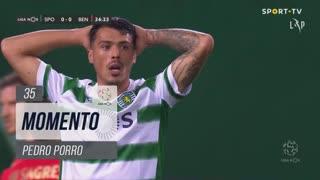 Sporting CP, Jogada, Pedro Porro aos 35'