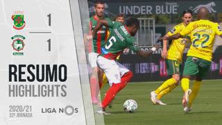 Liga NOS (32ªJ): Resumo FC P.Ferreira 1-1 Marítimo M.