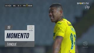 FC P.Ferreira, Jogada, Tanque aos 19'