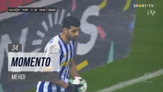 FC Porto, Jogada, Mehdi aos 34'
