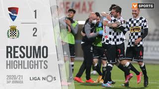 Liga NOS (34ªJ): Resumo Gil Vicente FC 1-2 Boavista FC