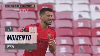 SL Benfica, Jogada, Pizzi aos 11'