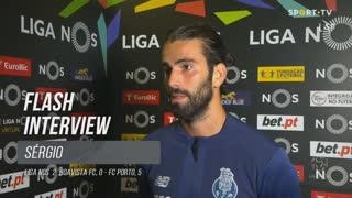 """Sérgio Oliveira: """"Somos os justos vencedores"""""""