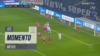 FC Porto, Jogada, Mehdi aos 63'