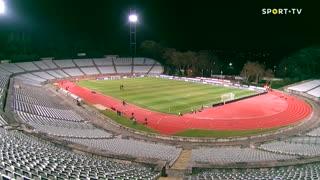 Belenenses SAD x Sporting CP: Confere aqui a constituição das equipas!