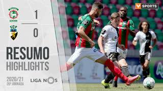 I Liga (26ªJ): Resumo Marítimo M. 1-0 SC Farense