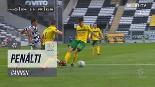 Boavista FC, Penálti, Cannon aos 41'