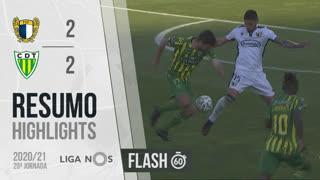 Liga NOS (29ªJ): Resumo Flash FC Famalicão 2-2 CD Tondela