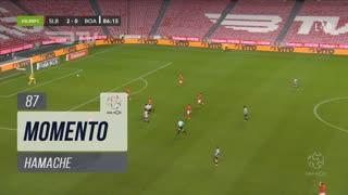 Boavista FC, Jogada, Hamache aos 87'