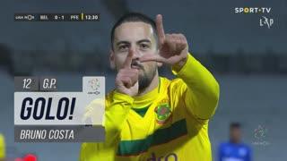 GOLO! FC P.Ferreira, Bruno Costa aos 12', Belenenses SAD 0-1 FC P.Ferreira