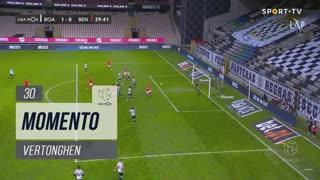SL Benfica, Jogada, Vertonghen aos 30'