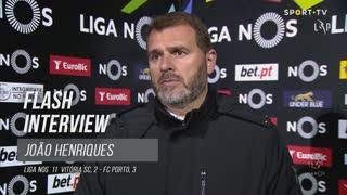João Henriques: