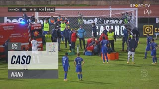 FC Porto, Caso, Nanu aos 85'