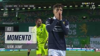 FC Famalicão, Jogada, Iván Jaime aos 63'