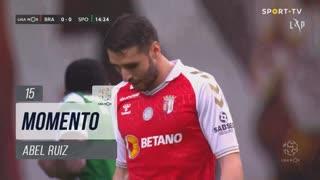 SC Braga, Jogada, Abel Ruiz aos 15'